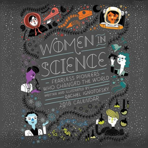 Women In Science girl power