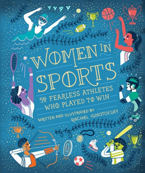 Women In Sports Girl Power