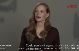 every audition ever jessica chastain
