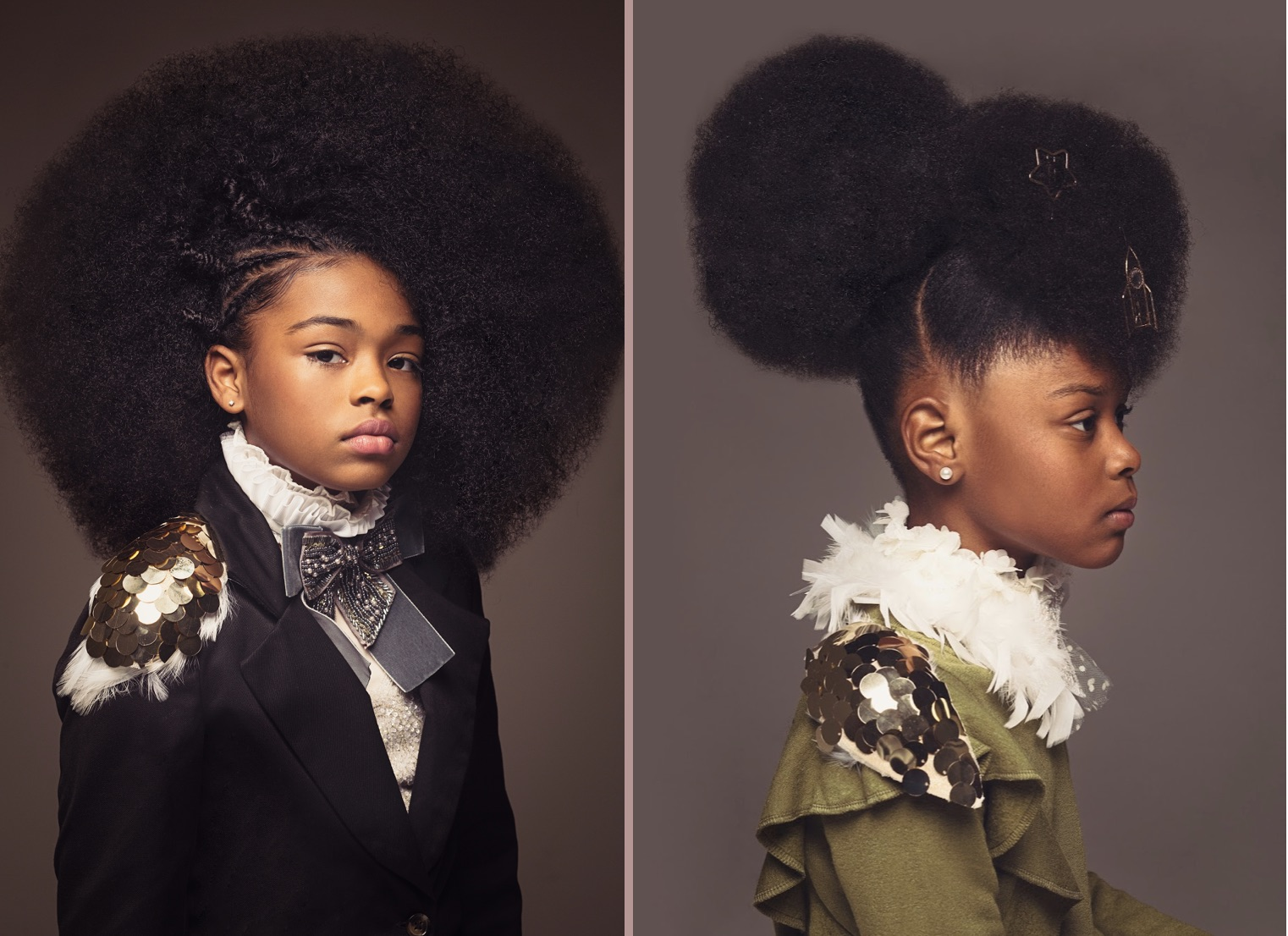 Styles For Afro Hair: AfroArt Photo Series Celebrates The Beauty Of Natural Afro