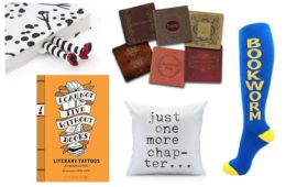 book lover goodies