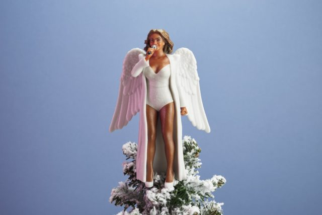 Inspiring Women Beyonce Tree Topper