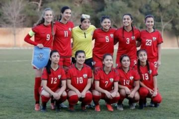 Afghanistan women's national football team