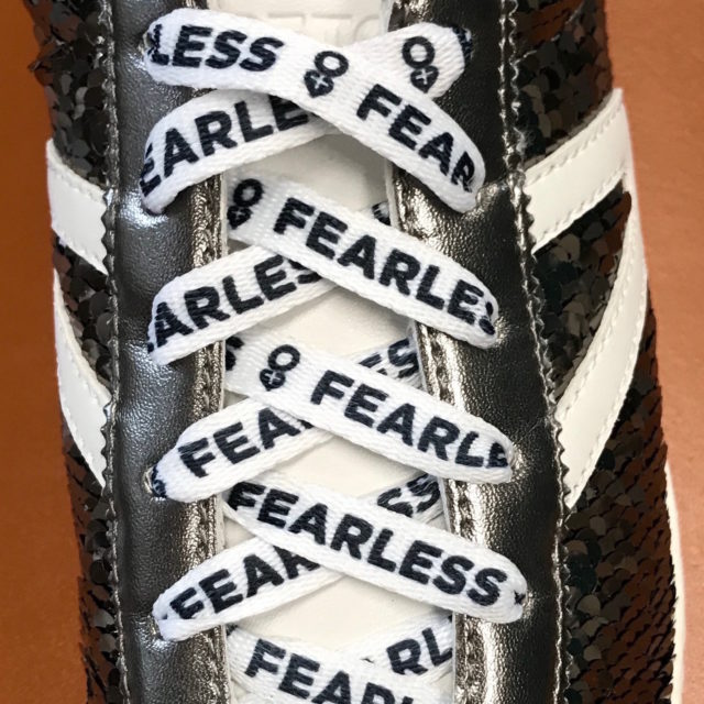 fearless laces