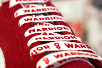 warrior empower laces