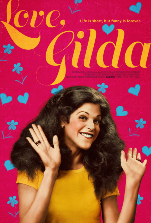 Gilda Radner movie poster