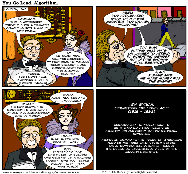 ada lovelace comic