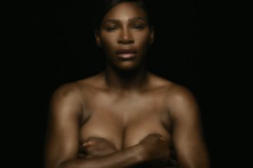 breast cancer serena williams