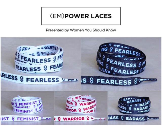 empower laces
