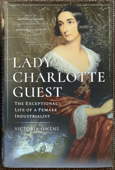 Lady Charlotte Guest book